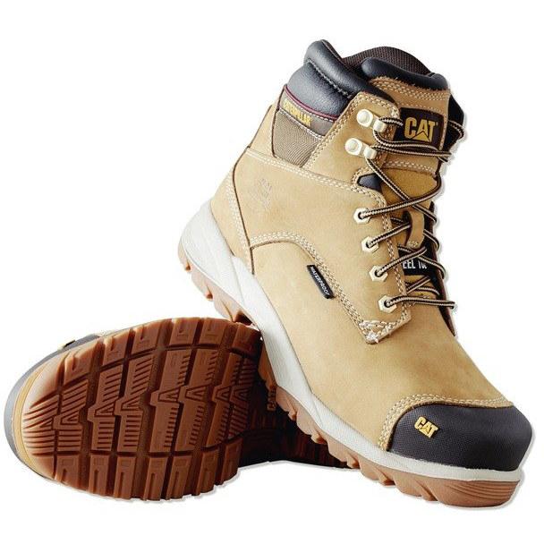 wykwintny styl świeże style hurtownia online W PORZĄSIU! ZESTAW: buty ochronne CAT SPIRO S3, skarpety CAT THERMO i AVEHO  200 ml